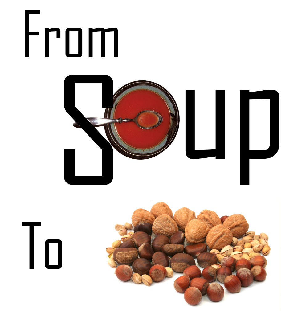 Soup to Nuts Graphic